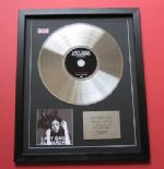 LADY GAGA - Alejandro CD / PLATINUM PRESENTATION DISC